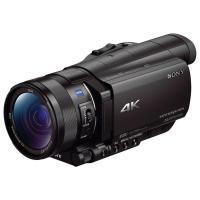 Цифровая видеокамера Sony Handycam FDR-AX700 Black Фото