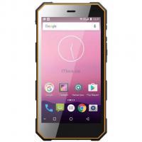 Мобильный телефон Sigma X-treme PQ28 Dual Sim Black Orange Фото