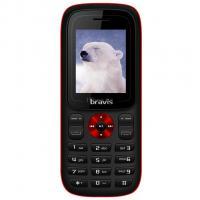 Мобильный телефон Bravis C180 Jingle Black Фото