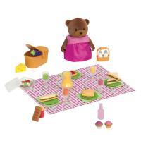 Игровой набор Li'l Woodzeez Пикник Фото