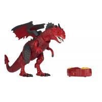 Інтерактивна іграшка Same Toy Динозавр Dinosaur Planet Дракон красный со светом Фото