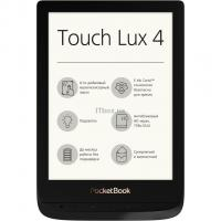 Электронная книга PocketBook 627 Touch Lux4 Obsidian Black Фото