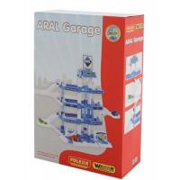 Игровой набор Polesie Паркинг ARAL-2 4-уровневый с автомобилями Фото
