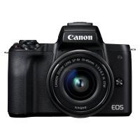 Цифровой фотоаппарат Canon EOS M50 15-45 IS STM Kit black Фото