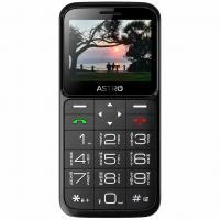 Мобильный телефон Astro A186 Black Фото