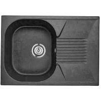 Мойка кухонная MINOLA MPG 1150-69 Черный Фото