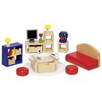 Ігровий набір Goki Мебель для гостиной 2 Фото