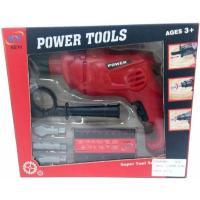 Ігровий набір Tool Set дрель электрическая с звуком Фото