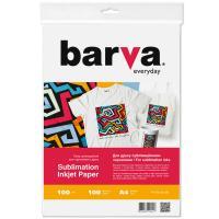 Бумага BARVA A4 Everyday Sublimation 100 г, 100л Фото