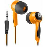 Навушники Defender Basic 604 Black-Orange Фото