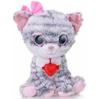 М'яка іграшка Fancy Глазастик Кошечка Фото