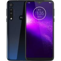 Мобильный телефон Motorola One Macro 4/64GB (XT2016-1) Space Blue Фото