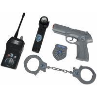 Ігровий набір Simba Полицейский в кейсе с пистолетом и аксессуарами Фото