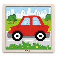 Пазл Viga Toys Автомобиль Фото