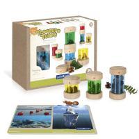 Ігровий набір Guidecraft Набор Natural Play Сокровища в баночках разноцветн Фото
