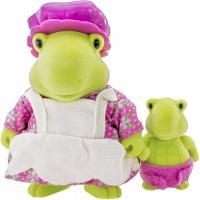 Фігурка Li'l Woodzeez Черепахи: мама и малыш Фото