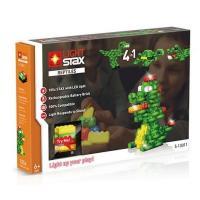 Конструктор Light Stax STAX с LED подсветкой Reptile V2 4в1 Фото