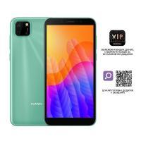 Мобільний телефон Huawei Y5p 2/32GB Mint Green Фото