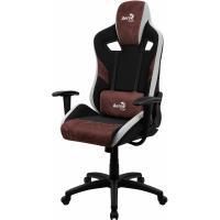 Крісло ігрове AeroCool COUNT Burgundy Red Фото