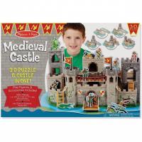 Пазл Melissa&Doug 3D Середньовічний замок Фото
