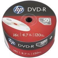 Диск DVD HP DVD-R 4.7GB 16X 50шт Фото