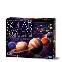 Набір для експериментів 4М для досліджень 3D-модель Сонячної системи Фото