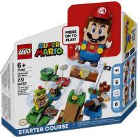 Конструктор LEGO Super Mario Приключения с Марио. стартовый набор Фото
