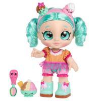 Кукла Kindi Kids Пеппа-минт SNACK TIME FRIENDS Фото