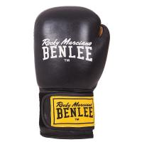 Боксерские перчатки Benlee Evans 12oz Black Фото