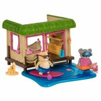 Ігровий набір Li'l Woodzeez Пляжный домик Фото