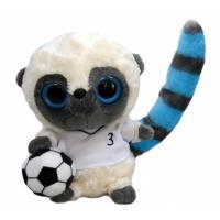 М'яка іграшка Aurora Yoohoo Футболист белая футболка 20 см Фото