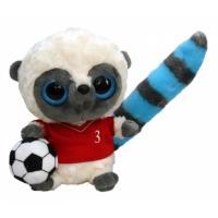 М'яка іграшка Aurora Yoohoo Футболист красная футболка 20 см Фото