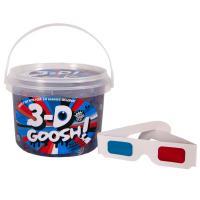 Набір для творчості Comp Kings Лизун с 3D эффектом Slime 3-D Goosh с очками 1200 Фото