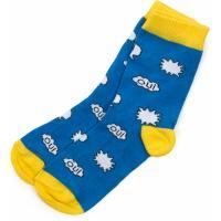 Шкарпетки Bross с тучками Фото