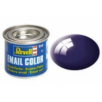 Аксесуари до збірних моделей Revell Краска эмалевая 54. Темно-синяя глянцевая,14 мл Фото