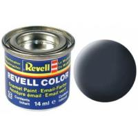 Аксесуари до збірних моделей Revell Краска эмалевая 79. Серо-синяя матовая. 14 мл Фото