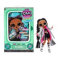 Лялька L.O.L. Surprise! серии O.M.G. Dance Брейк-данс леди Фото