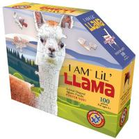 Пазл I AM Лама 100шт Фото