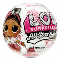 Кукла L.O.L. Surprise! Футболистки Фото