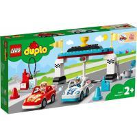 Конструктор LEGO Duplo Гоночные машины 44 детали Фото