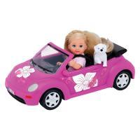 Кукла Simba Эви на машине Фото