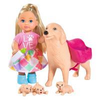Лялька Simba Эви Няня для щенков с аксессуарами Фото
