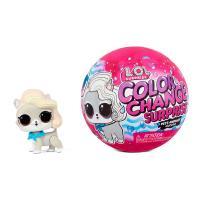 Лялька L.O.L. Surprise! серии Color Change - Питомец Фото