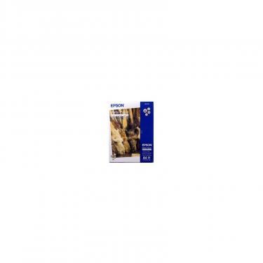 Бумага EPSON A4 Matte Paper-Heavyweight (C13S041256) - фото 1
