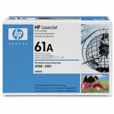 Картридж HP LJ  61A 4100 (C8061A) - фото 1