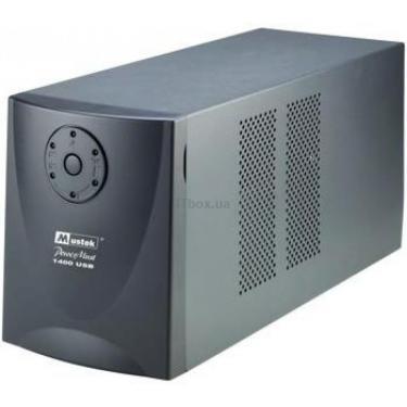 Источник бесперебойного питания PowerMust 1400 USB Mustek (98-OCD-PR140) - фото 1