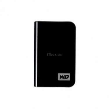 """Зовнішній жорсткий диск 2.5"""" 500GB Western Digital (WDBACY5000ABK-EESN) - фото 1"""