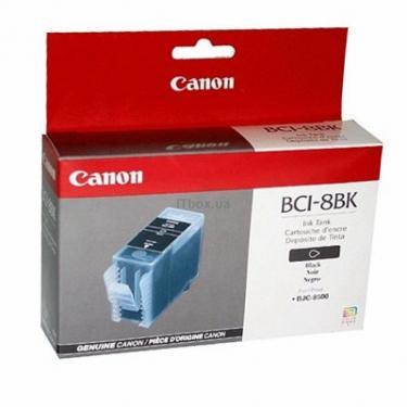 Картридж Canon BCI-8Bk (F47-1771300) - фото 1
