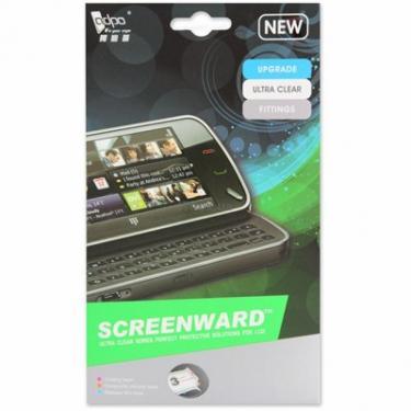 Пленка защитная ADPO Samsung i9100 Galaxy S II (1283103220059) - фото 1