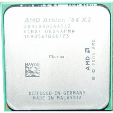 Процесор AMD Athlon™ X2 5000+ (tray ADA5000IAA5CZ / ADO5000IAA5DO) - фото 1